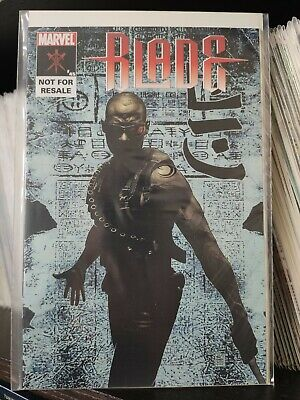 Tomb of Dracula #45 (Jul 2003) - NM - Marvel Legends Reprint - Blade Cover