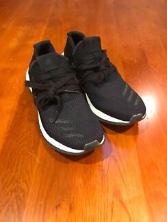 Adidas Pure Boost Raw US 11.5 UK 11 Black