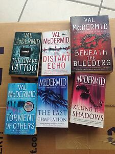 Bulk book sale - Val McDermid Meadowbrook Logan Area Preview