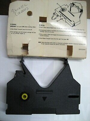 Old Style Compatible Typewriter Ribbon Nakajima Swintec- See All This Fits Below