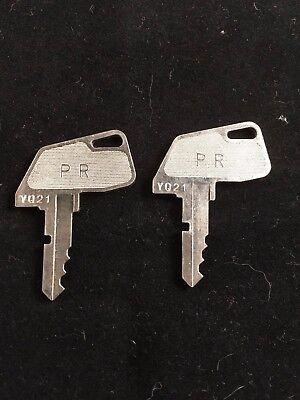 Tec Cash Register Pr Key Yq21 Set Of 2