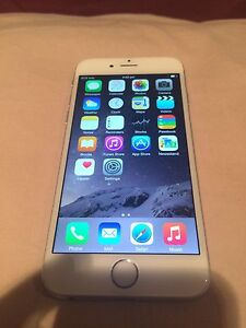 iPhone 6 16gb Silver Unlocked in Good Condition Mount Gravatt Brisbane South East Preview