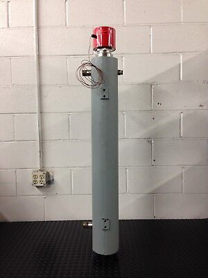 Watlow 316 Stainless Steel Circulation Heater 240v 3-phase 15kw