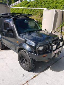 Suzuki  Sierra ARB Fitted out