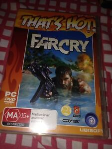 Wanted: FarCry - PC Game