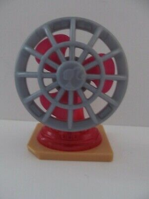 Barbie Dreamhouse Townhouse Replacement Part Electronic Roon Fan for Vanity
