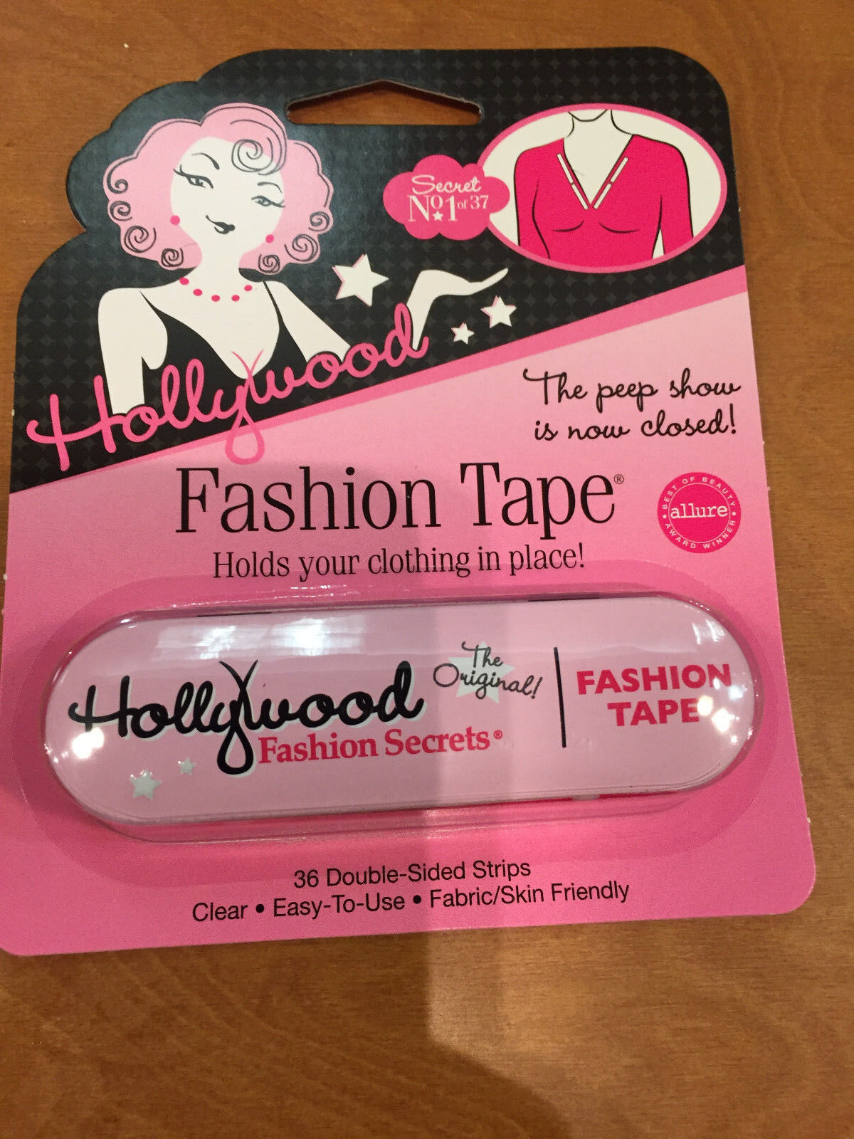 Double sided fashion tape reviews 54