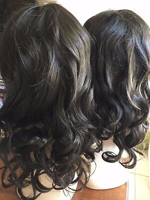2 Fashion Party Curly Full Wig/wigs Hair For Women Cosplay NEW - Bulk Wigs