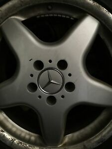 3 Mags pour Mercedes with tires West Island Greater Montréal image 3