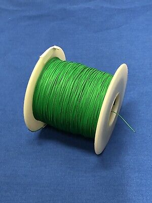 1000ft Spool Kynar Wire Wrap Wire Green 30 Awg Gauge Insulated Copper