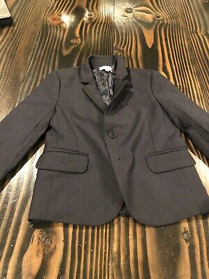 paul smith junior jacket Size 3 Blazet Tuxe Style Navy Abd Black