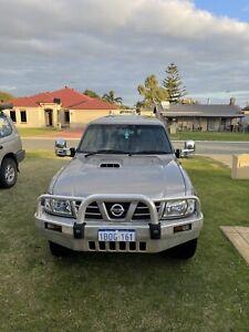 2002 Nissan Patrol St (4x4) 4 Sp Automatic 4x4 4d Wagon