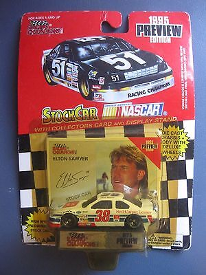 Elton Sawyer  38 Ford Credit Ford Thunderbird 1995 Racing Champions 1 64 Diecast