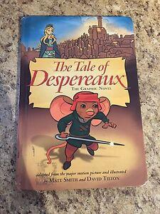 The tale of  despereaux  hardcover comic