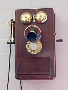 Vintage British Ericsson Wall Phone Campbelltown Campbelltown Area Preview
