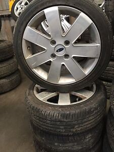 Ford tyres and rims - 195/45R16 - 84V Rocklea Brisbane South West Preview