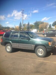 Hunters special Jeep Grand Cherokee