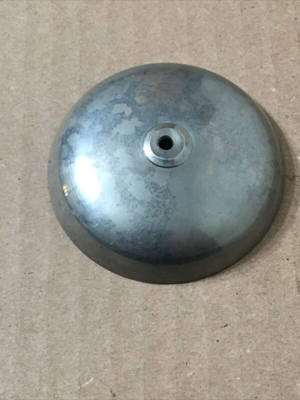 Antique Vincenti French Mantle Clock Strike Bell Part Larger Size