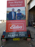 Mobile advertising trailers brand new Girraween Parramatta Area Preview