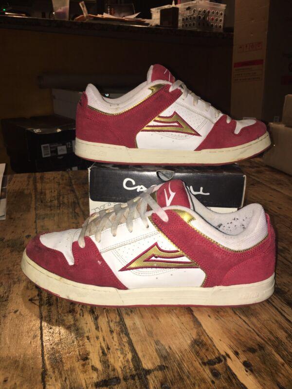 Lakai Carroll 4 Size 12 Vintage