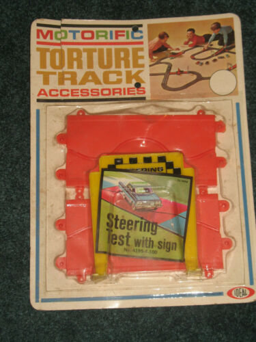 NOS IDEAL MOTORIFIC Steering Tests with sign-One pair