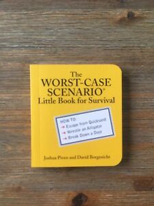 Pocket survival book