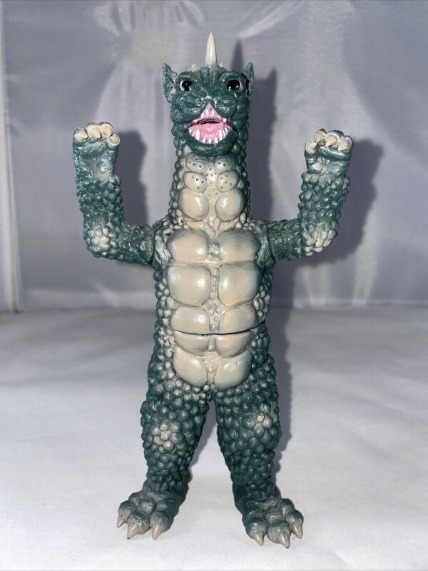 """Y-MSF GABARA 7"""" Movie Monster Godzilla Bandai SH MonsterArts Marmit DARK GREEN"""