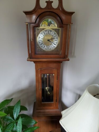 "Daneker Grandfather Clock ""Diplomat"""