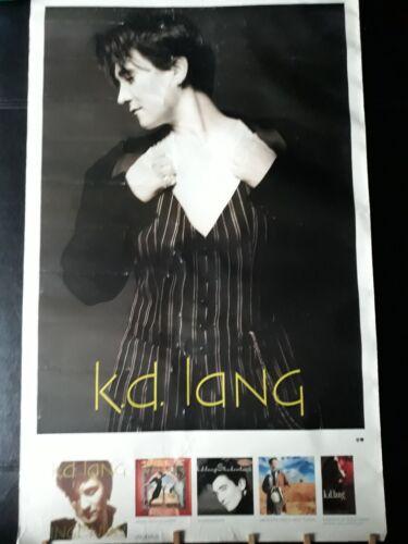 Kd Lang Ingenue Poster 1993 - $20.00