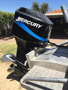 135 s/w Mercury, Penguin Hull Custom Runabout Perth Perth City Area Preview