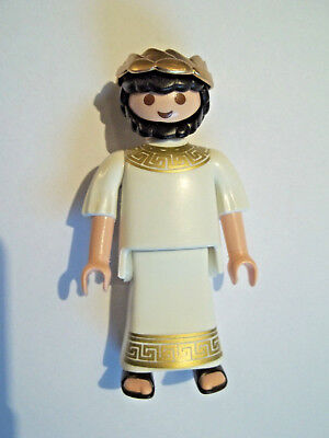 Playmobil,ROMAN SENATOR,GREEK STATESMAN,Ancient Rome,Greece,Lot # 147 (Senator Roman)