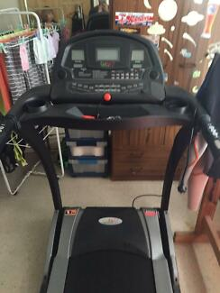 GoFit Platinum Gold Treadmil GFTMG01 Chifley Eastern Suburbs Preview