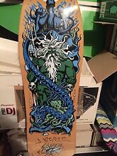 Jason Jessee signed board Maryland Newcastle Area Preview