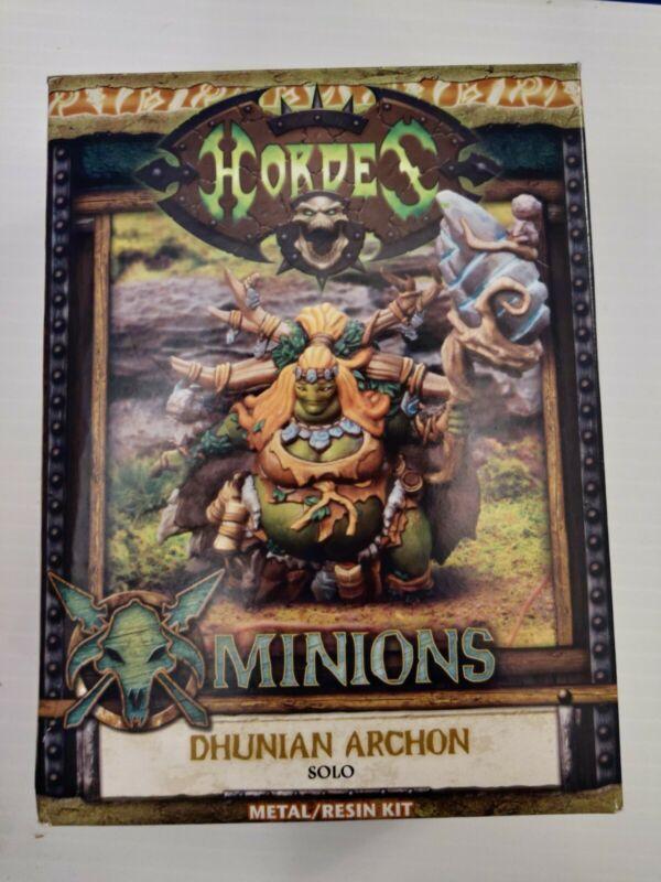 Hordes Minions Dhunian Archon NEW