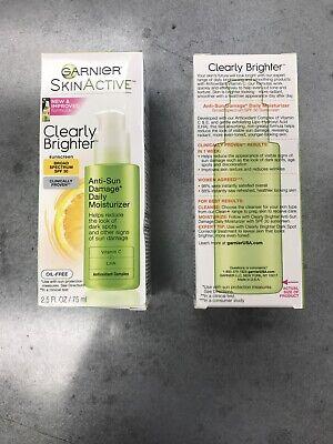 Garnier Skin Active Clearly Brighter Spf 30