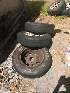 Tyres desert duellers 16 inch/ 14 inch