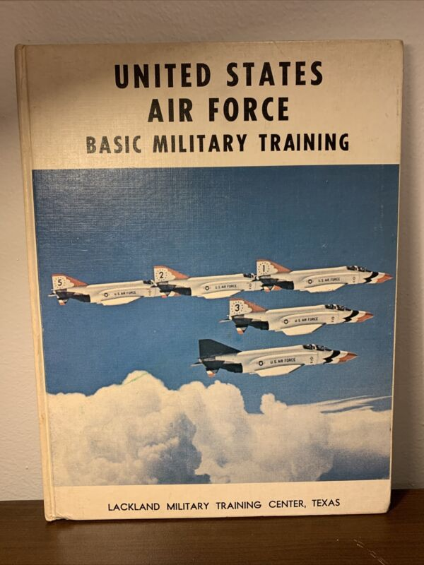 UNITED STATES AIR FORCE BASIC MILITARY TRAINING SCHOOL (Feb. 1973) Lackland AFB