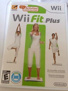 Nintendo Wii with balance board, Wii Fit Plus, Wii Sports game Peterborough Peterborough Area image 2