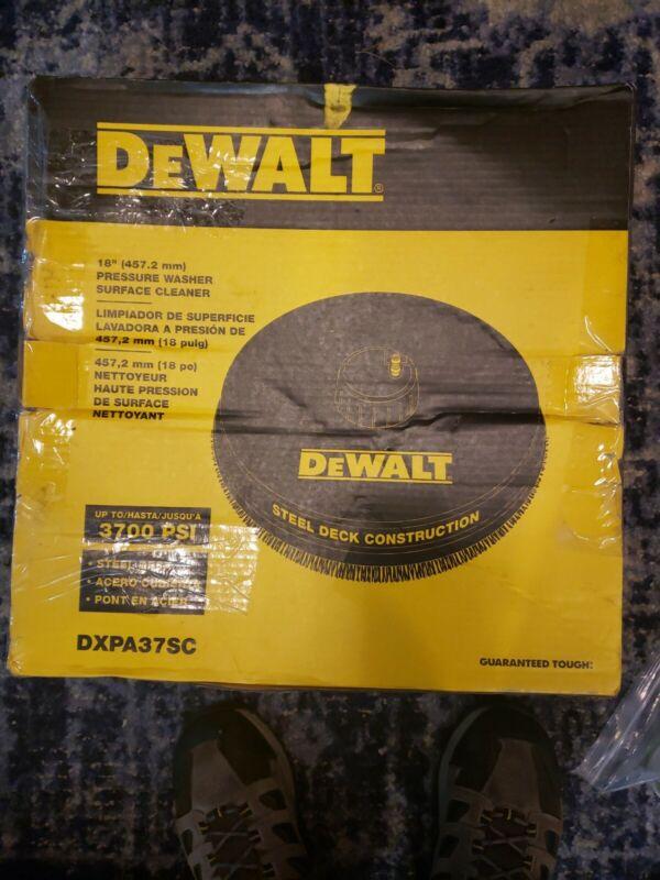 "DEWALT DXPW37SC 18"" Surface Cleaner for Gas Pressure Washers"