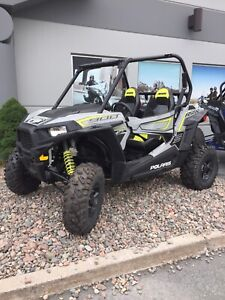 Polaris 900 S Ghost Grey. Lots of extras