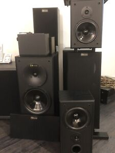 Awesome 7.1 Surround Nuance Speakers
