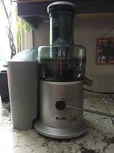 Breville Juicer Plus XL