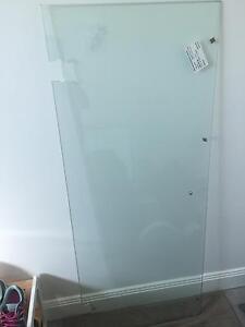 10mm toughen glass frameless shower screen 1500mmhighx 615mm wide Mount Riverview Blue Mountains Preview