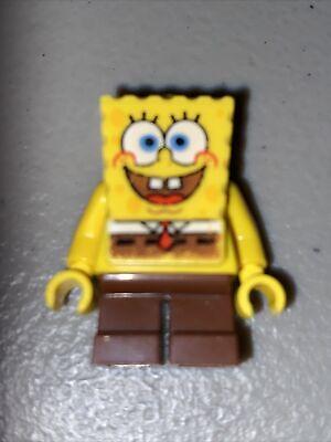 Spongebob I'm Ready Look 3827 3825 3830 squarepants LEGO Minifigure Mini Figure
