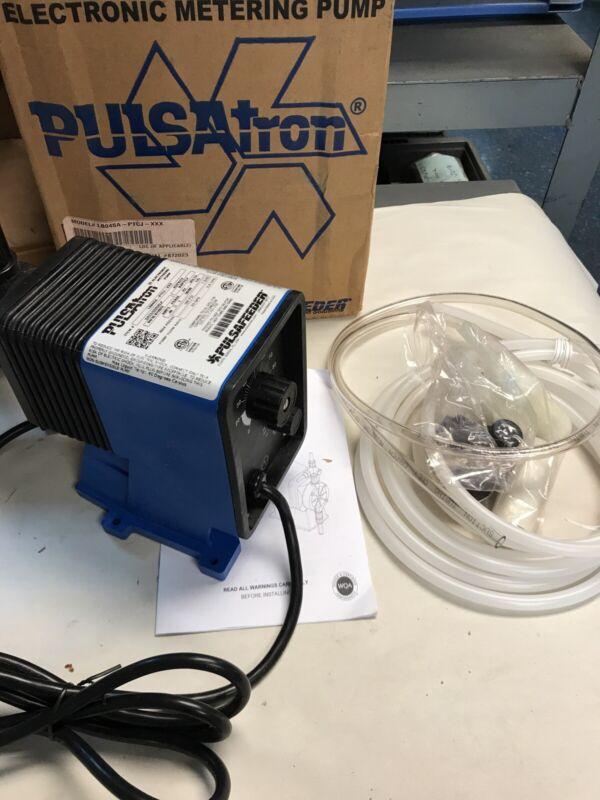 Pulsatron LB04SA-PTCJ-XXX Metering Pump 115V