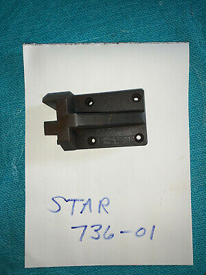Star Jnc-25 Cnc Turret Tool Holder Block No.736-01-a0 Type Bhf1-16-2