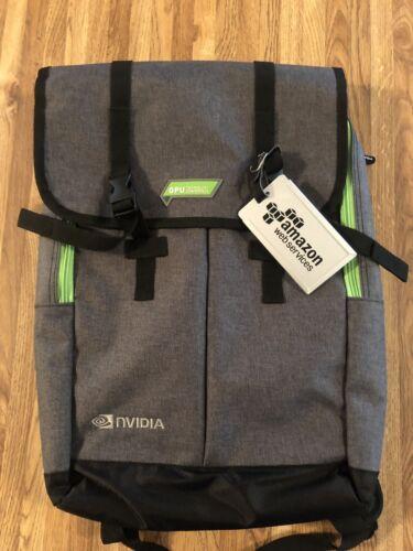 Nvidia GPU Conference Backpack / Laptop Bag Amazon Web Servi