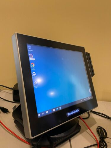 Pioneer Stealth Touch M5 All in one POS system with Intel Pentium Processor