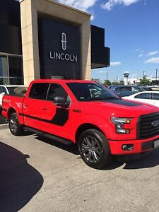 2016 Ford F-150 Special Edition
