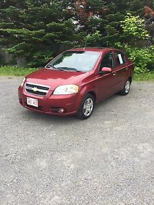 2011 Chevrolet  Aveo  Trades welcome